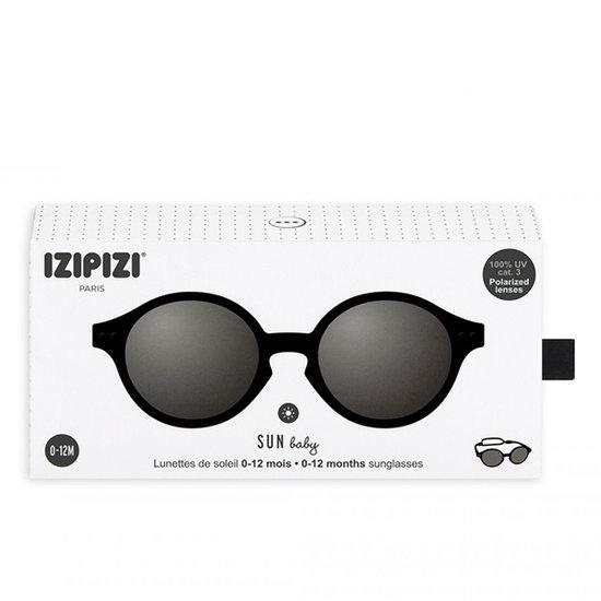 Izipizi Izipizi zonnebril Baby 0-12M - Black