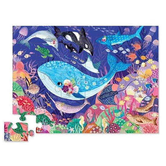 Crocodile Creek Crocodile Creek puzzel Ocean Dreams 36 stukjes