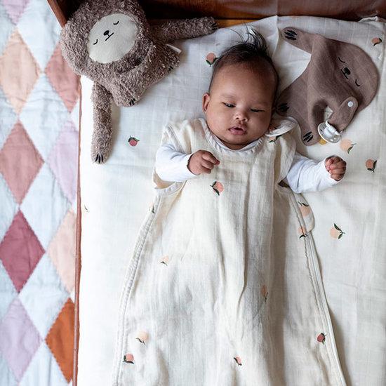 Fabelab Fabelab Fabbies Sloth warm grey knuffel