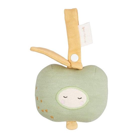Fabelab Fabelab maxi cosi speeltje Green Apple