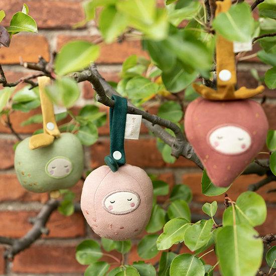 Fabelab Fabelab pram toy Peach