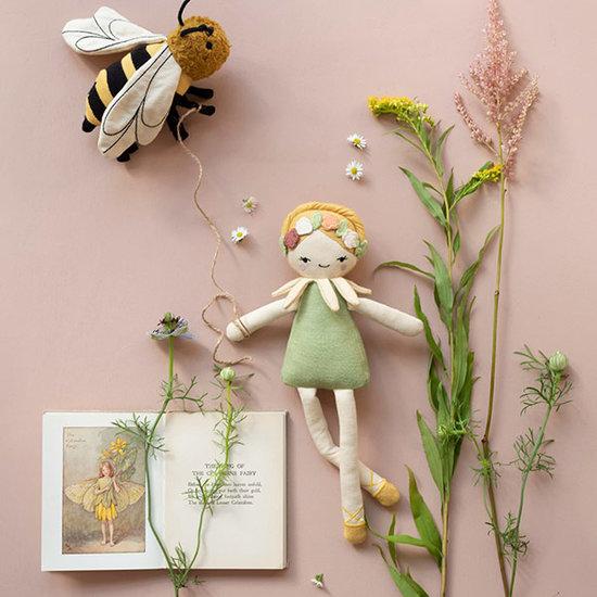 Fabelab Fabelab doll Midsummer Elf - Ingvil