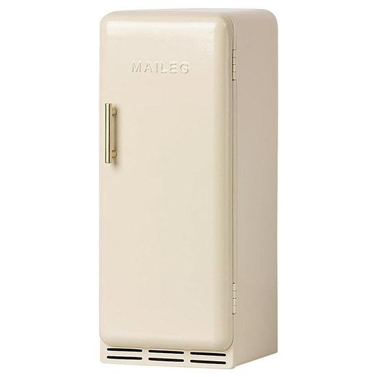 Maileg Maileg metalen koelkast cream 22cm