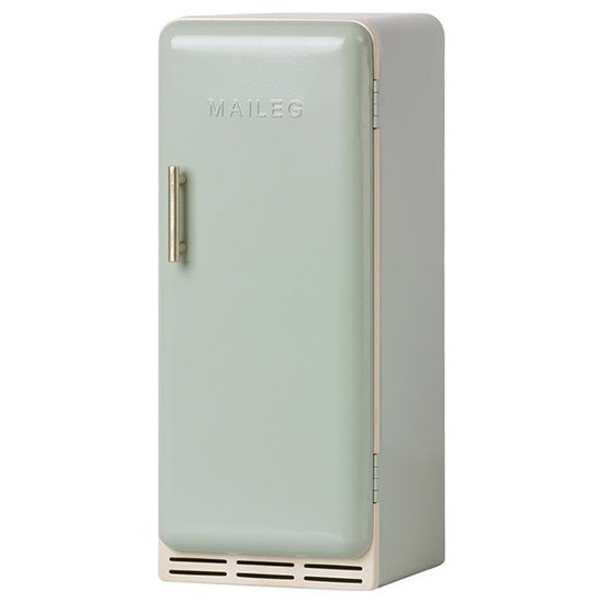 Maileg Maileg metalen koelkast mint 22cm