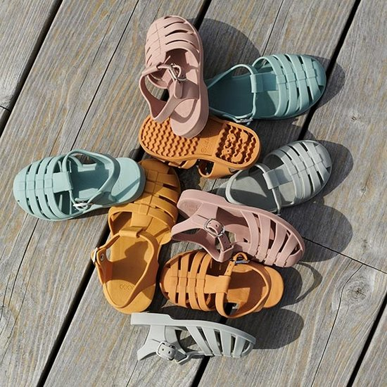Liewood Waterschoenen Bre sandalen Dusty mint - Liewood