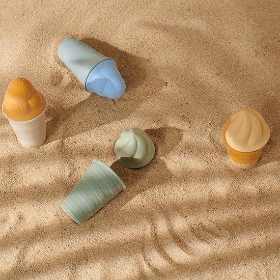Liewood Liewood Bay ice cream speeltjes Sky blue multi mix