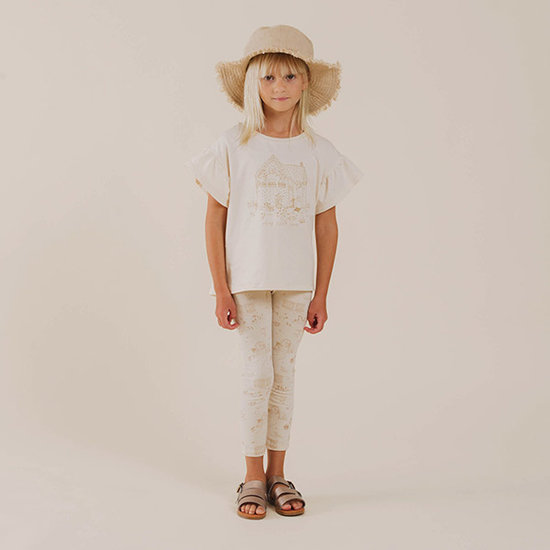 Rylee and Cru Rylee and Cru Flutter t-shirt Home Sweet Home