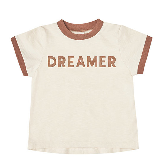 Rylee and Cru Rylee and Cru Ringer t-shirt Dreamer