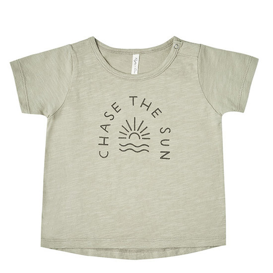 Rylee and Cru Rylee and Cru Basic t-shirt Chase the sun
