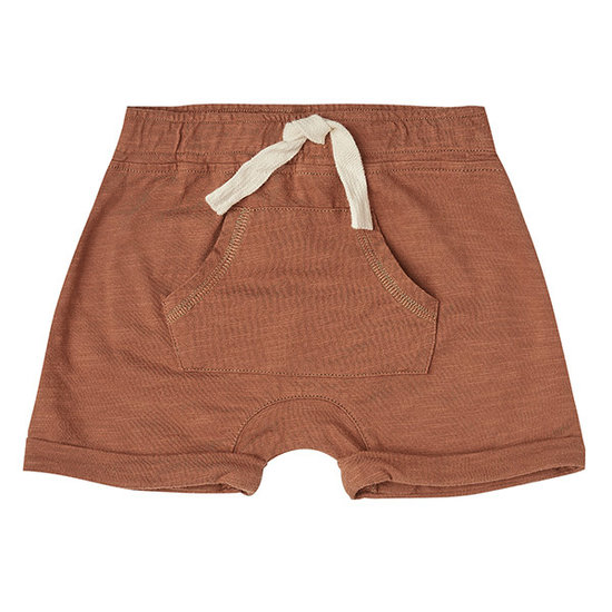 Rylee and Cru Rylee and Cru Front Pouch short Amber