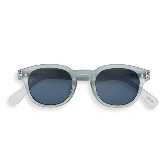 Izipizi Izipizi zonnebril Junior #C 5-10jr - Frosted Blue