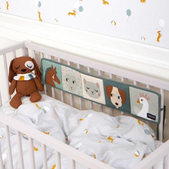 Roommate Roommate stoffen babyboekje Country Life
