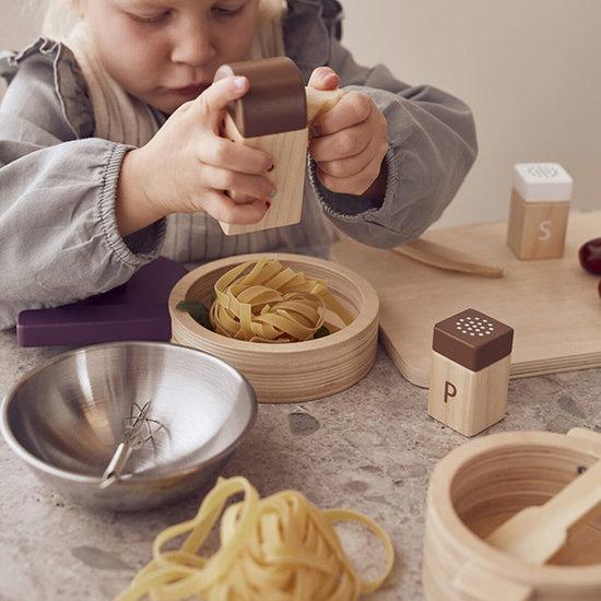 Kid's Concept Kids Concept houten kookset Bistro