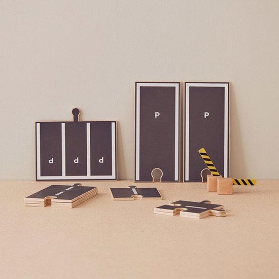 Kid's Concept Kids Concept uitbreiding houten autobaan Aiden