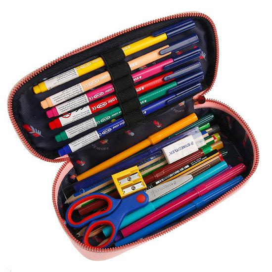 Jeune Premier boekentas Jeune Premier pencil box Miss Daisy