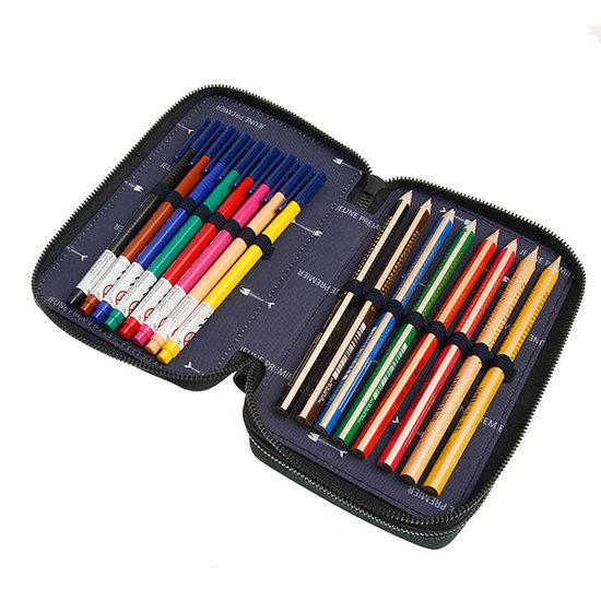 Jeune Premier boekentas Pencil box filled Jeune Premier Monte Carlo