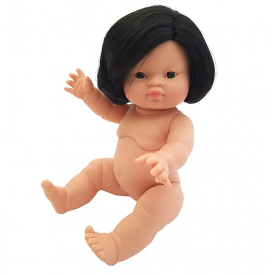 Minikane Babypop meisje Aziatisch Maylin - Paola Reina