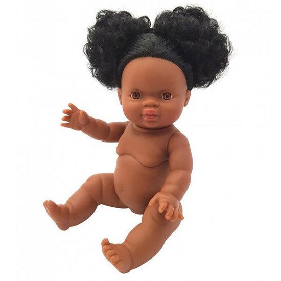 Minikane Babypop meisje Afrikaans Carmelita - Paola Reina