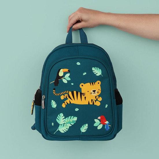 A Little Lovely Company A Little Lovely Company rugzak Jungle tijger