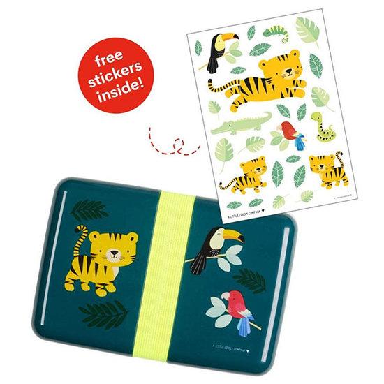 A Little Lovely Company A Little Lovely Company brooddoos Jungle tijger