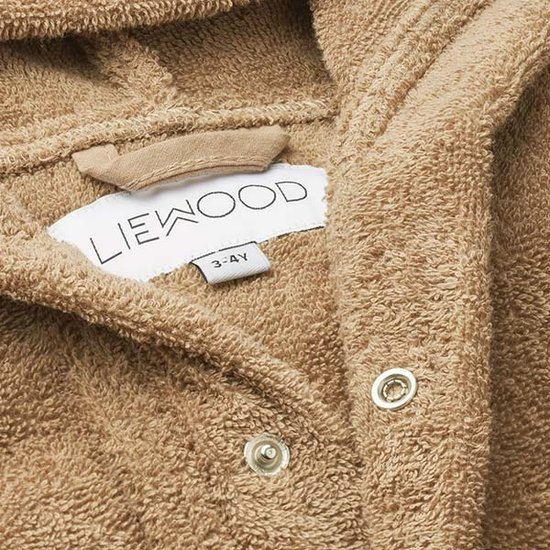Liewood Badjas Rabbit oat - Liewood