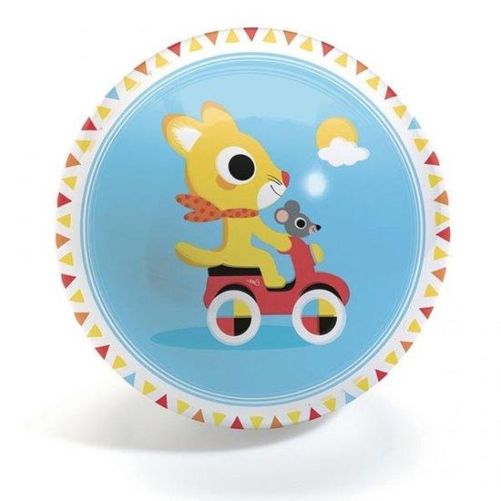 Djeco Djeco speelbal Cute Race 12 cm