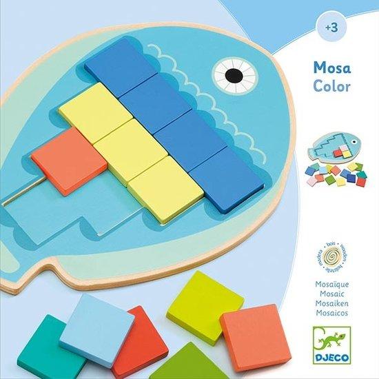 Djeco Djeco Mosa Color mozaiek puzzel +3jr