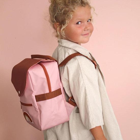 Eef Lillemor Backpack Rainbow patch 4-8 yrs - Eef Lillemor