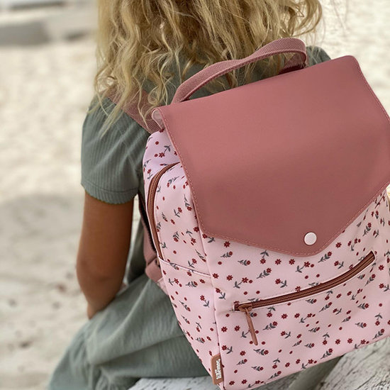Eef Lillemor Backpack Floral 4-8 yrs - Eef Lillemor
