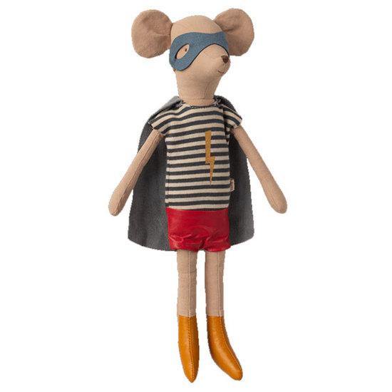 Maileg Maileg superhero mouse Medium boy