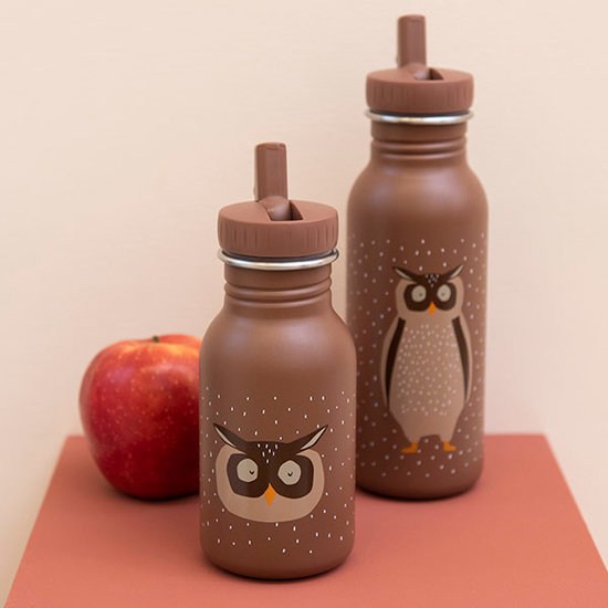 Trixie Baby Drinking bottle 350ml - Mr. Owl - Trixie
