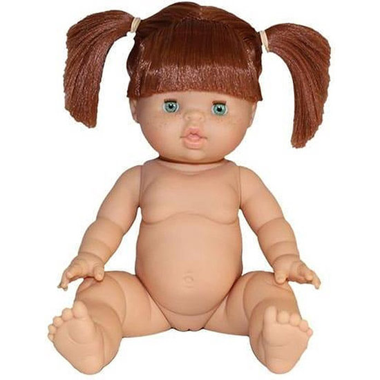 Minikane Babypop meisje met rood haar - Paola Reina