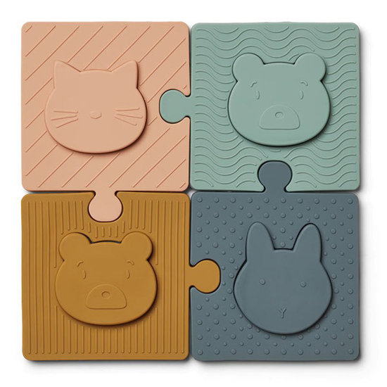 Liewood Liewood Bodil puzzle Multi Mix