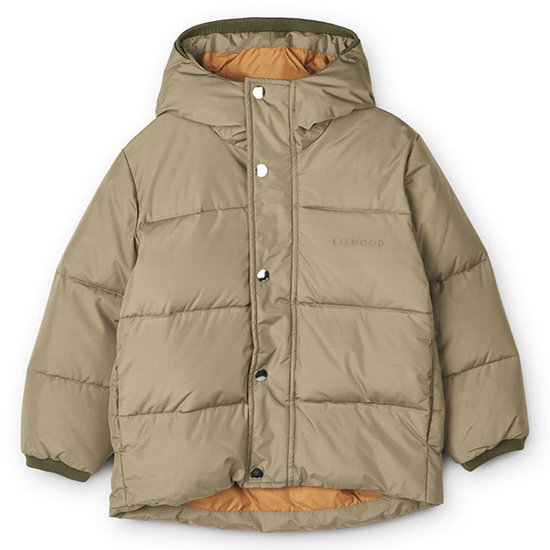 Liewood Liewood Palle puffer jacket Khaki
