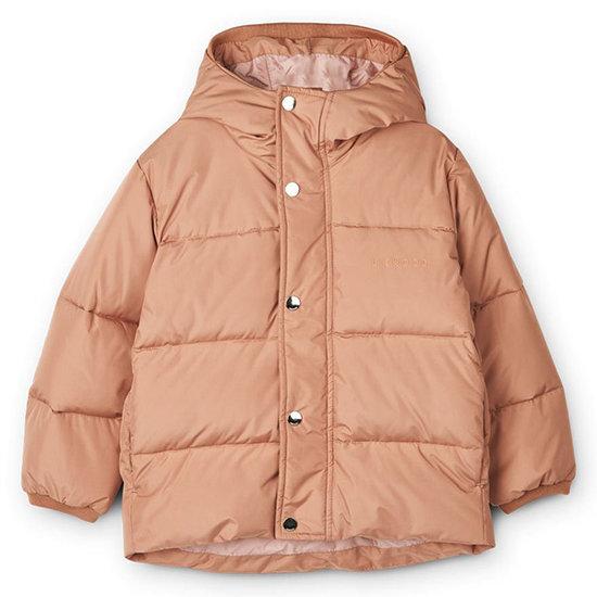 Liewood Liewood Palle puffer jacket Tuscany rose