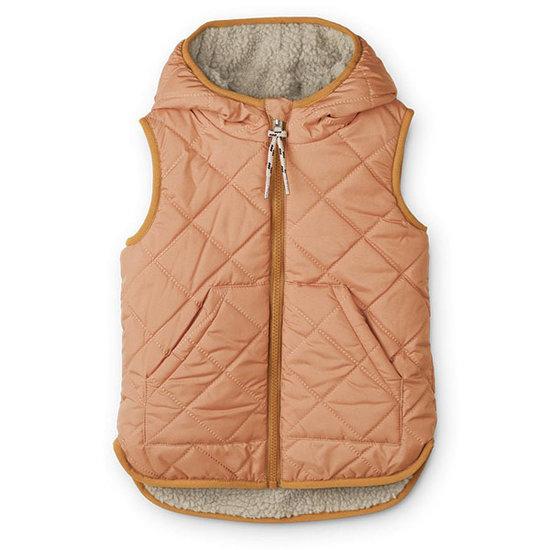 Liewood Liewood Diana reversible vest Tuscany rose