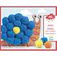 Djeco Djeco knutselpakket pompon dieren