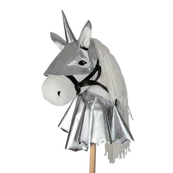 By Astrup By Astrup harnas voor stokpaard zilver 2-delig