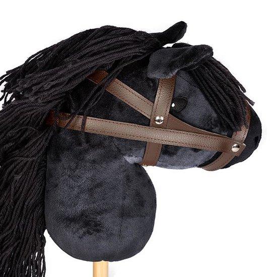 By Astrup By Astrup stokpaardje zwart