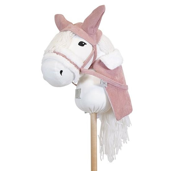 By Astrup By Astrup stokpaard verkleedset roze