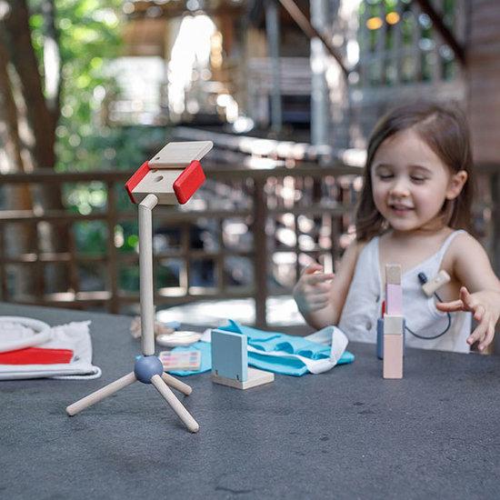 Plan Toys Plan Toys vlogger kit play set +3 yrs