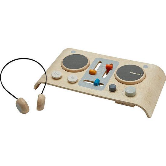Plan Toys Plan Toys DJ Mixer Board play set +3 yrs