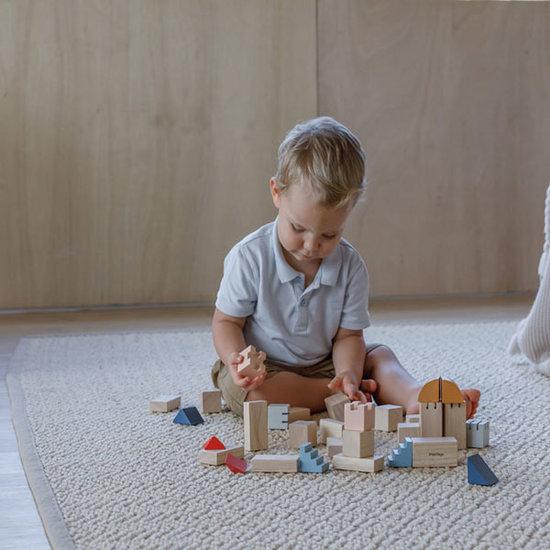 Plan Toys Plan Toys creative blocks Orchard 30 pieces
