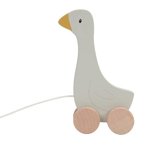 Little Dutch Little Dutch pull along toy Little Goose