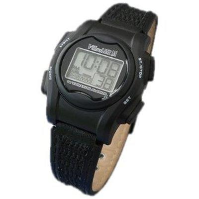 Vibra Lite Alarm-Uhr Mini Vibra Lite 12 schwarz