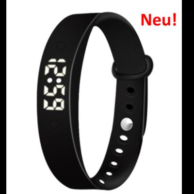 Alarm-Uhr U15 schwarz
