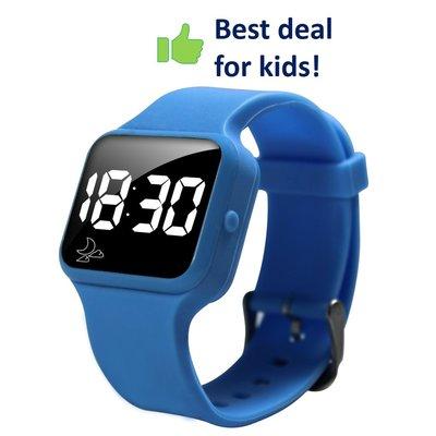 Alarm-Uhr R16 blau