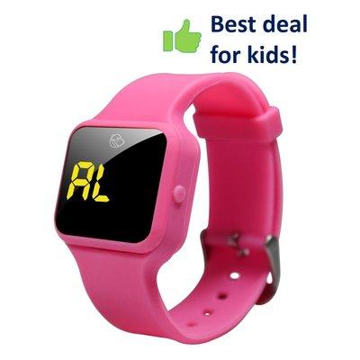 Alarm-Uhr R16 rosa