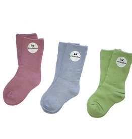 Pondoolino Bamboo-Socken - Kinder - Grösse 18 bis 26