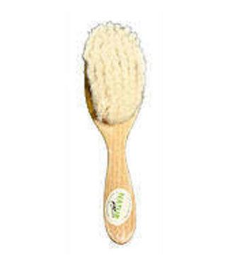 Haarbürste Baby - Ziegenhaar - weich